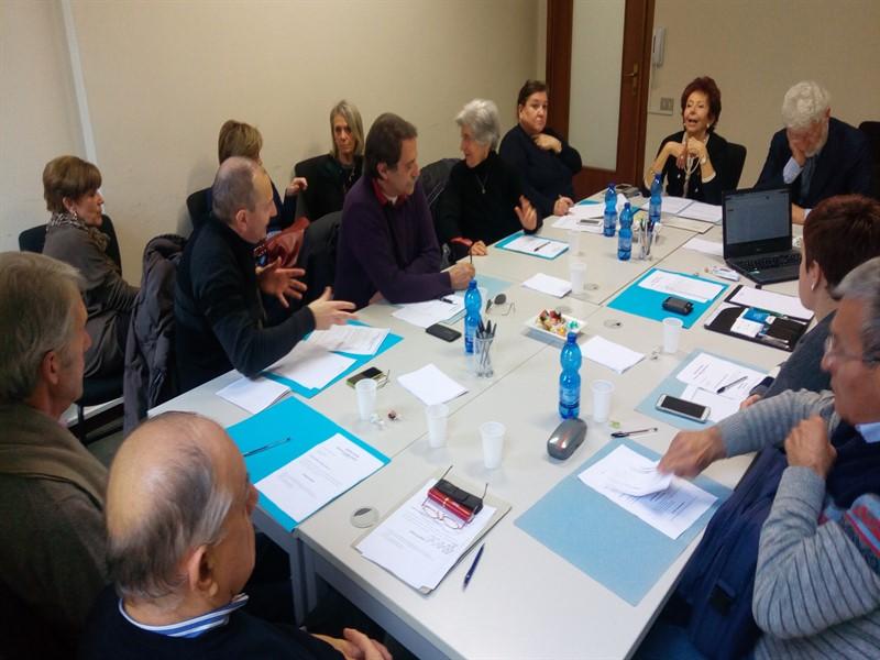 Riunione Consiglio Direttivo 2017